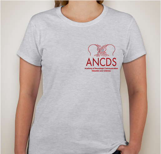 ANCDS T-shirt Front Design